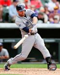 Chase Headley 2014 Action San Diego Padres Photo