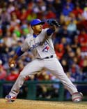 Marcus Stroman 2014 Action Tampa Bay Rays Photo