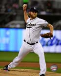 Andrew Cashner 2014 Action San Diego Padres Photo