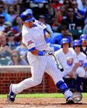 Javier Baez 2014 Action Chicago Cubs Photo