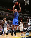 Steven Adams 2013-14 Action Oklahoma City Thunder Photo