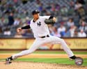 Dellin Betances 2014 Action New York Yankees Photo