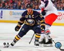 Brian Gionta 2014-15 Action Buffalo Sabres Photo