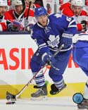 Brandon Kozun 2014-15 Action Toronto Maple Leafs Photo