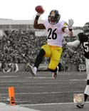 Le'Veon Bell 2014 Spotlight Action Pittsburgh Steelers Photo