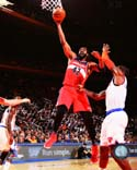 Nene Hilario 2014-15 Action Washington Wizards Photo
