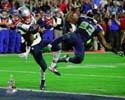 Malcolm Butler Interception Super Bowl XLIX New England Patriots Photo