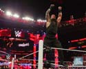 Roman Reigns 2015 Royal Rumble Action WWE Photo