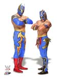 The Lucha Dragons Photo