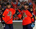 Aleksander Barkov & Brad Boyes Photo