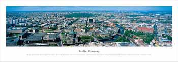 Berlin, Germany Panoramic Print