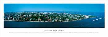 Charleston, South Carolina Panoramic Print