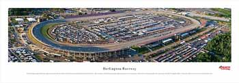 Darlington Raceway Panoramic Print