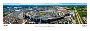 Dover International Speedway Panoramic Print