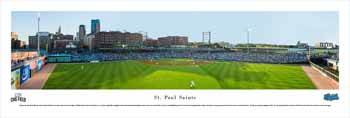 St. Paul Saints Panoramic Picture