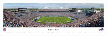 Buffalo Bills - Ralph Wilson Stadium Panoramic Picture