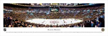 Boston Bruins Panoramic Picture - TD Garden Panorama