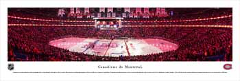 Montreal Canadiens Panoramic - Centre Bell Picture