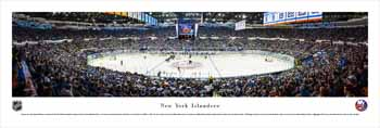 New York Islanders Panorama - Nassau Coliseum Picture