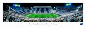 Penn State Nittany Lions Panoramic Picture - Beaver Stadium