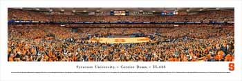 Syracuse Orange Panoramic Picture