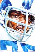 Deacon Jones Los Angeles Rams Limited Edition Print
