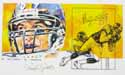 Autographed Matt Spaeth Pittsburgh Steelers Limited Edition Print