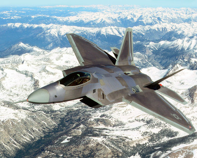 F-22 Raptor United States Air Force Photo