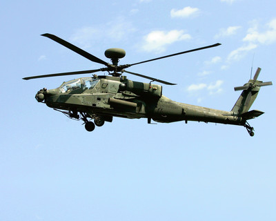 AH-64 Apache United States Army Photo