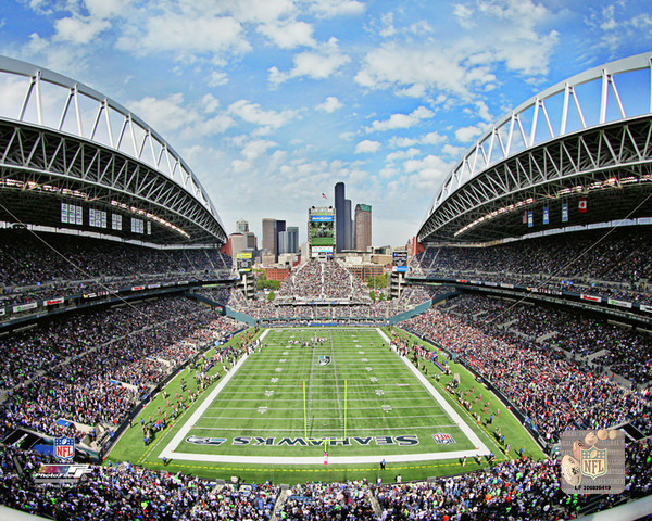 CenturyLink Field Seattle Seahawks Photo