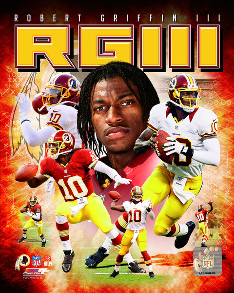 Robert Griffin III Washington Redskins Photo