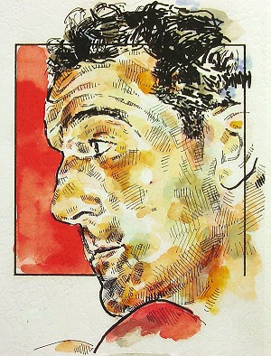 Rocky Marciano Boxing Limited Edition Print