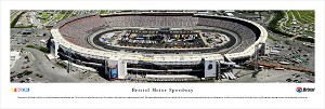 Bristol Motor Speedway Panoramic Race Picture
