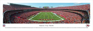 Kansas City Chiefs Panoramic - Arrowhead Stadium