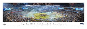 2014 Super Bowl Panoramic Picture