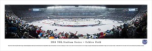 2014 Stadium Series Panoramic Picture - Pittsburgh Penguins