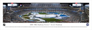 2015 Stadium Series Panoramic Picture - San Jose Sharks