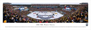 2016 Winter Classic Panoramic Picture - Gillette Stadium Panorama - Montreal Canadiens