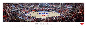 SMU Mustangs Panoramic Picture