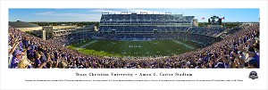 TCU Horned Frogs Panoramic - Amon Carter Stadium Picture