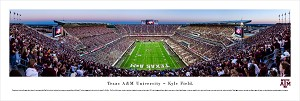Texas A&M Aggies Panoramic Picture - Kyle Field