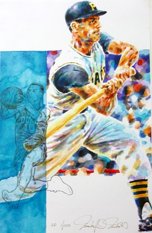 Dick Groat Pittsburgh Pirates Limited Edition Print