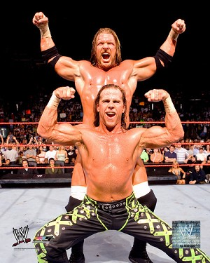 DX WWE Photo