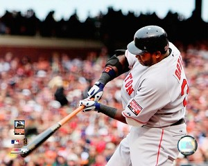 David Ortiz Boston Red Sox Photo
