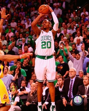 Ray Allen Boston Celtics Photo