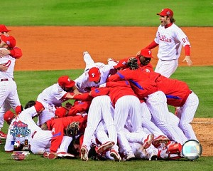 2008 World Series Philadelphia Phillies Photo