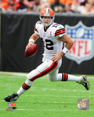 Colt McCoy Cleveland Browns Photo