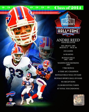 Andre Reed Buffalo Bills Photo