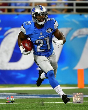 Ameer Abdullah Photo