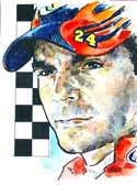 Jeff Gordon Nascar Limited Edition Print